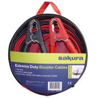 Sakura Starthilfekabel SS3627 700 Ampere 4 Meter