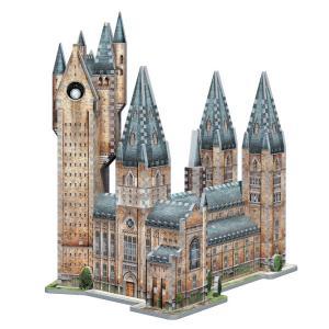 05 1 Wrebbit 3D Puzzle Hogwarts Astronomieturm W3D 2015