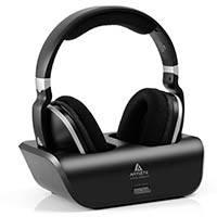Artiste Digital Wireless TV Headphone UHF/RF