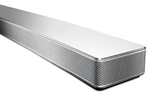 LG LAC950M Curved Music Flow Soundbar mit Kabellosen Subwoofer