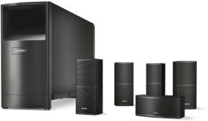 Bose ® Acoustimass 10 Series V Home Cinema Lautsprecher System schwarz