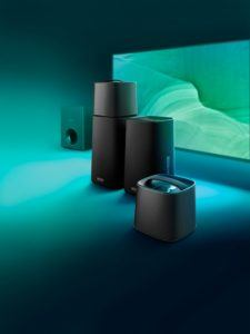 Philips CSS5235Y Surround On Demand Kinolautsprecher