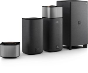 Philips Fidelio E6 Surround