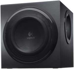 Logitech Z906 3D Stereo Lautsprecher THX