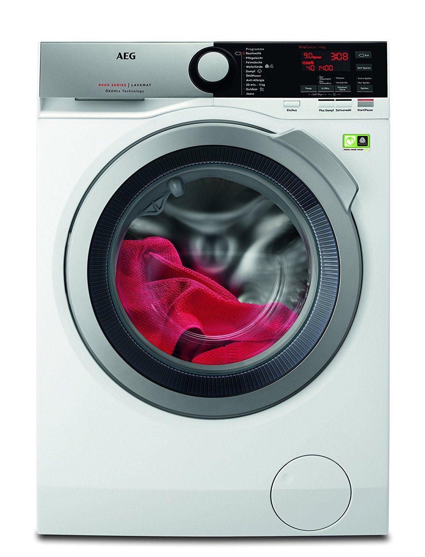 AEG LAVAMAT L8FE76695 Waschmaschine Frontlader
