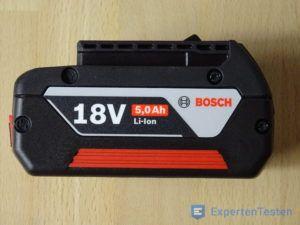 18V Lithium-Ionen Akku für Akkuschrauber