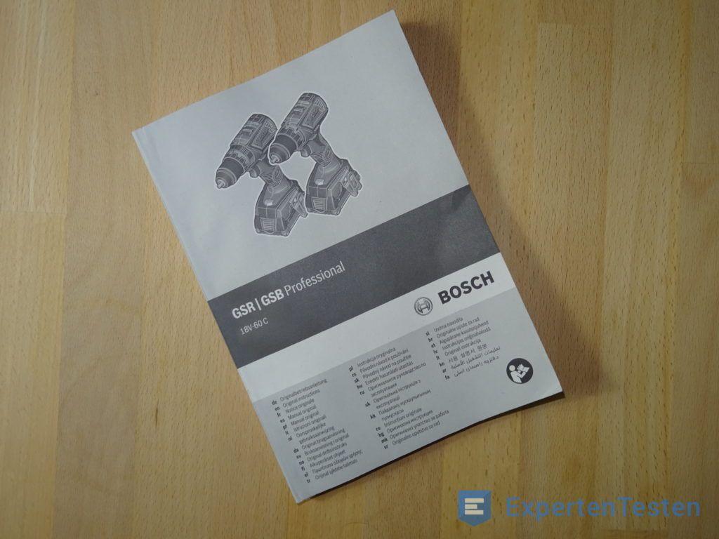 Akkuschrauber Bosch Anleitung