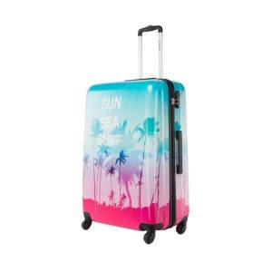 Assima Trolley M 66cm Loubs Sun ABS 64.0 l