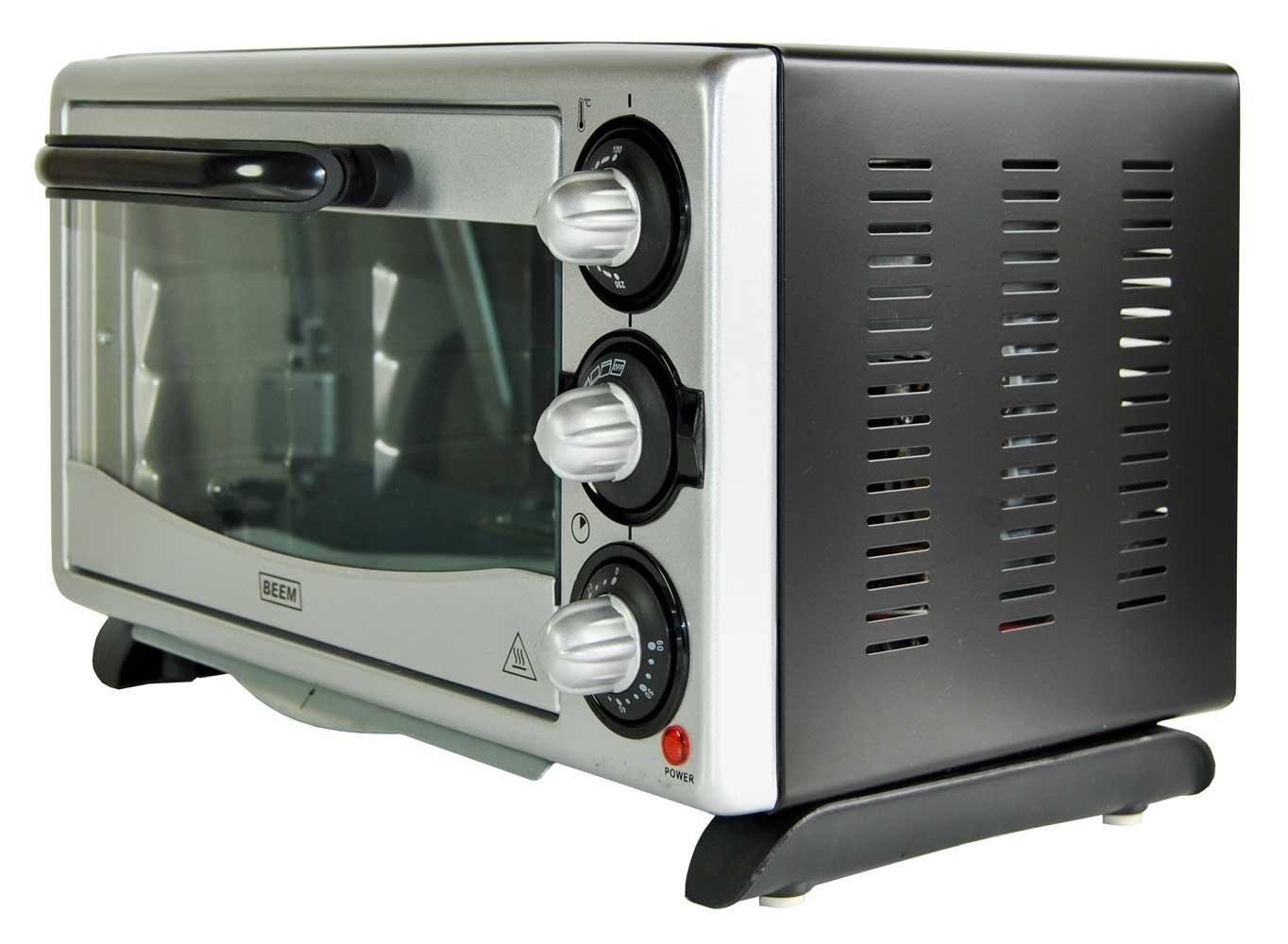 BEEM 18L Miniofen UMLUFT 1380W Pizzaofen 3
