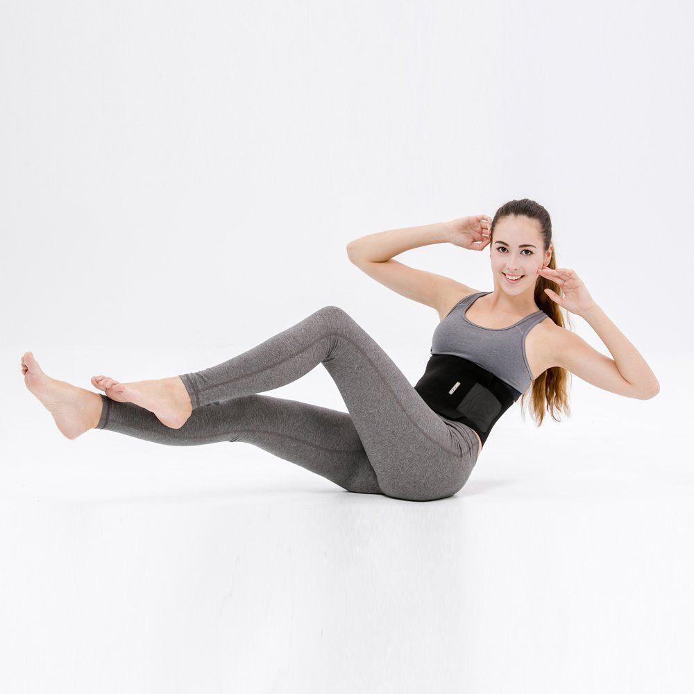 BRACOO Fitnessgürtel – Damen