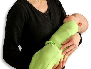 Baby Pucksack, 3er Set, 100% Premium Baumwolle