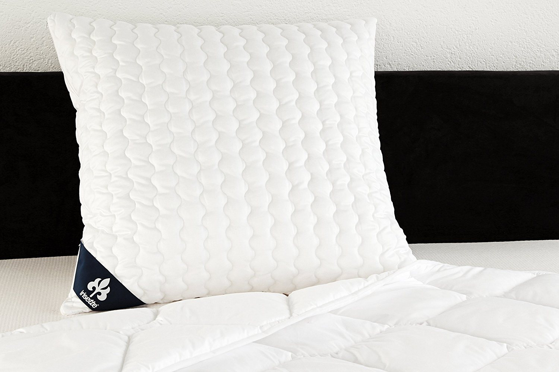 badenia irisette vitamed kopfkissen im test 2018. Black Bedroom Furniture Sets. Home Design Ideas
