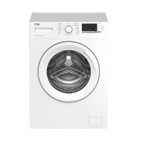 Beko WML 61433 NP Waschmaschine Frontlader / 6kg / A+++ / 1400 UpM / Mengenautomatik / weiß / Startzeitvorwahl / 15 Programme / Pet Hair Removal / Schnell+ Funktion / Watersafe [Energieklasse A+++]
