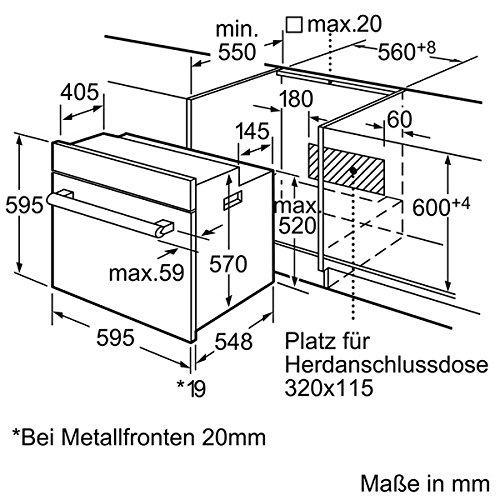 Bosch HBA33B150 Serie 6 3