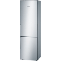 Bosch KGE39AI40 Serie 6 Kühl-Gefrier-Kombination SmartCool / A+++ / Kühlen: 247 L / Gefrieren: 89 L / Edelstahl / Anti-Fingerprint [Energieklasse A+++]