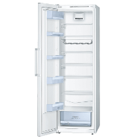 Bosch KSV36VW40 Serie 4 Kühlschrank / A+++ / Kühlen: 348 L / weiß / Super-Kühlen / CrisperBox [Energieklasse A+++]