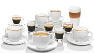 Bosch TES71353DE Kaffee-Vollautomat VeroBar 300 AromaPro diverse Kaffeesorten