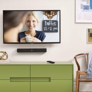 Bose ® Solo 5 TV Sound System schwarz Test