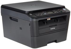 Brother DCP-L2520DW Kompaktes 3-in-1 Monolaser Multifunktionsgerät (Drucken, scannen, kopieren, 2.400x600 dpi, USB 2.0 Hi-Speed, WLAN, Duplex) schwarz
