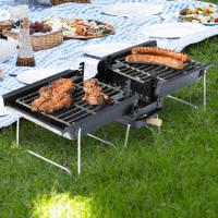 Gasgrill beim Camping verwenden – eine gute Idee?