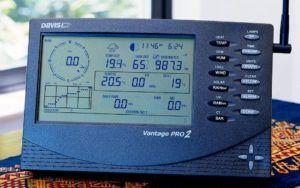 Davis Instruments Funk-Wetterstation Kabel Vantage Pro2 Plus DAV-6162CEU