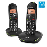 Schnurlostelefon von Doro PhoneEasy 100w Duo DECT im Test und Vergleich bei Expertentesten