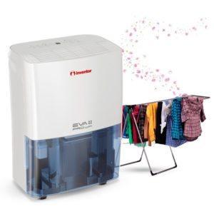 EVA II PRO WI-FI Luftentfeuchter 20L Tag mit Ionisator, WLAN Technologie, Wäschetrockner & intelligenter Entfeuchtung mit geringem Energieverbrauch 2
