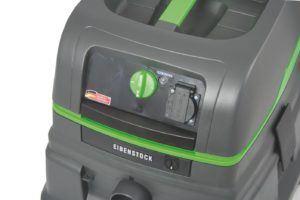 Eibenstock Industriestaubsauger DSS 25 A inklusive Eibenstock Vlies-Filterbeutel