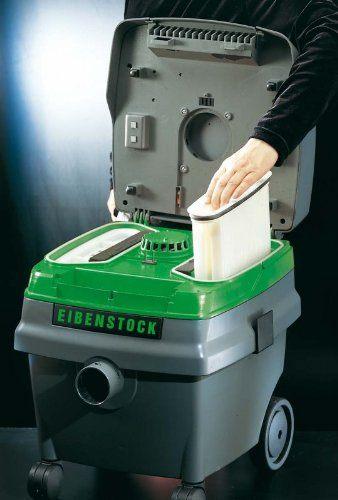 Eibenstock Industriestaubsauger DSS 25 A inklusive Vliesfilter