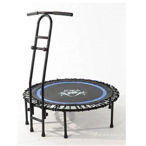 JOKA FIT Cacau Fitness Trampolin Test