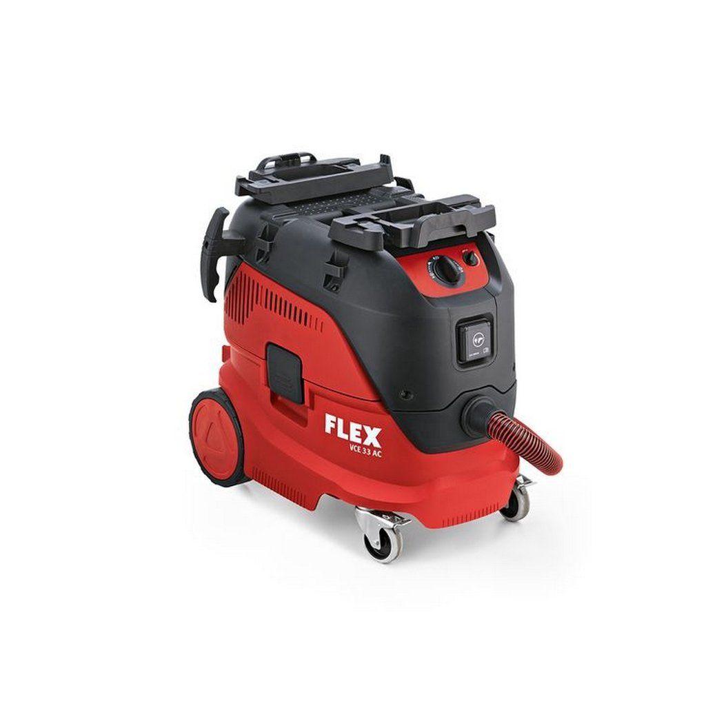 Flex Industriestaubsauger VCE-33-L-AC-30L in der Vollansicht