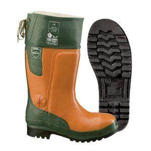 Die Forst-Stiefel FOREST JACK - EN345 SB E - Schnittschutzklasse 2 - 8-2100 ist auf dem 6. Platz.
