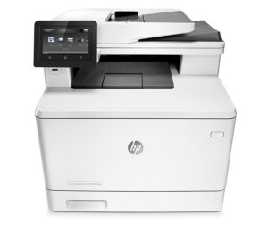 HP Color LaserJet Pro M377dw Farblaser Multifunktionsdrucker