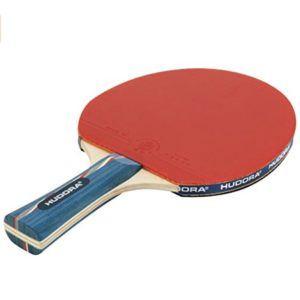 Der HUDORA Tischtennis-Schläger New Topmaster ist der Vergleichssieger.