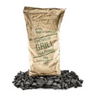 Welche Kohle ist für einen Gasgrill ideal?