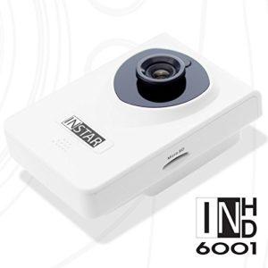 Überwachungskamera IN 6001HD HD IP von Instar in weiß