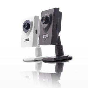Überwachungskamera IN 6001HD HD IP von Instar in schwarz und weiß