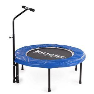 Kinetic Sports TPLE40 Fitness Trampolin Test