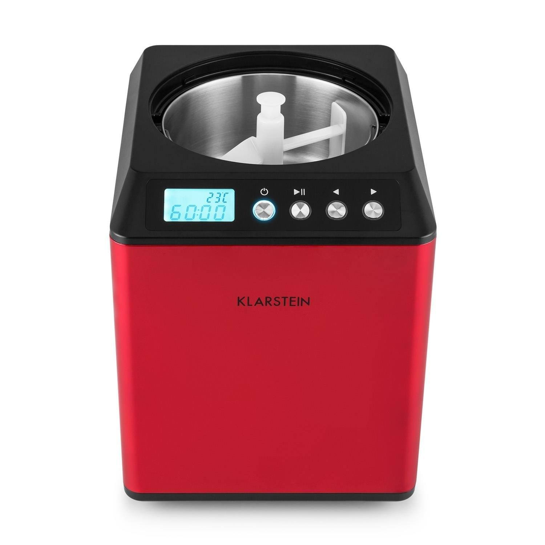 Klarstein Vanilla Sky Eismaschine 180 W • 2 L Fassungsvermögen 3