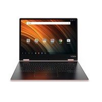 Lenovo Yoga A12 31 cm (12,2 Zoll HD IPS Touch) Convertible Tablet-PC (Intel Z8550, 2GB RAM, 32GB eMMC, Android 6.0) rose gold