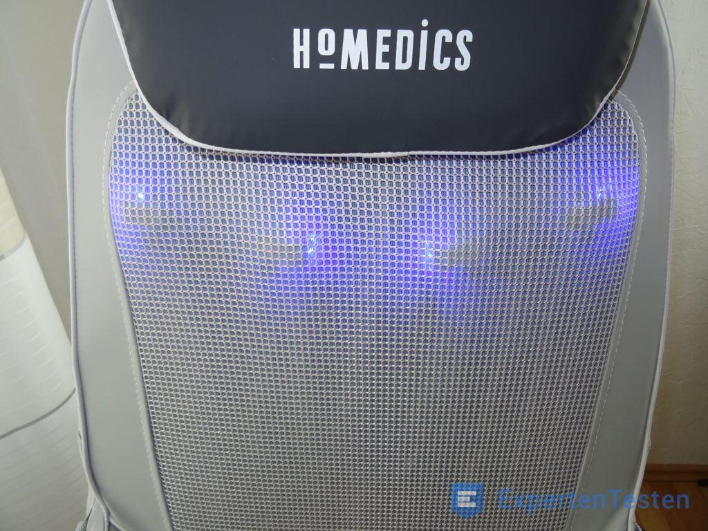 Massagematte Homedics14