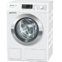 Miele WKH132WPS PWash 2.0 & TwinDos XL W1 Waschmaschine Frontlader mit PowerWash 2.0 / A+++ / 1600 UpM / Quick Power Wash / Twin Dos [Energieklasse A+++]