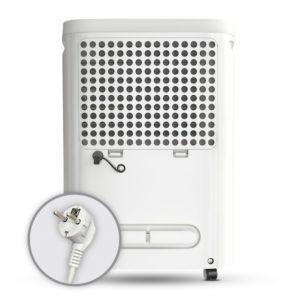 EVA II PRO ION Luftentfeuchter 20L/Tag mit Ionisator, Wäschetrockner und intelligenter Entfeuchtung mit geringem Energieverbrauch