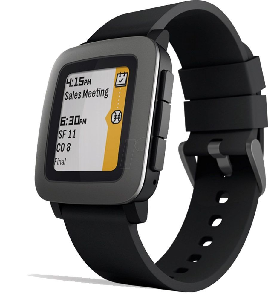 Pebble Time Smart