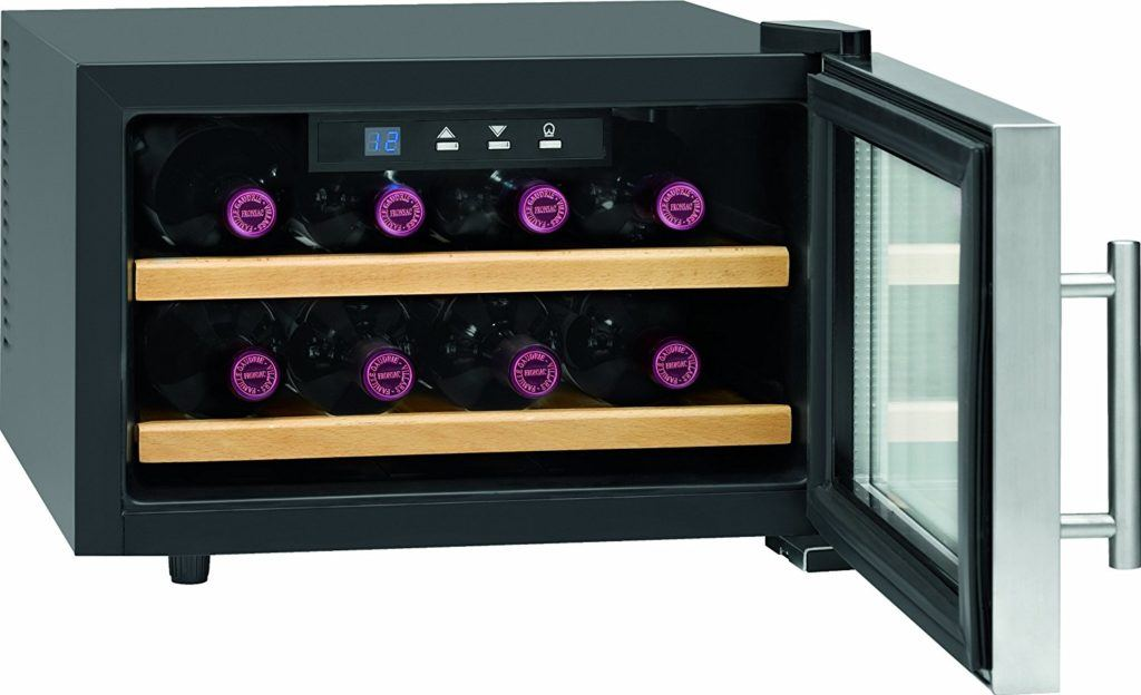 Mini Kühlschrank Für Pc : Testbericht profi cook weinkühlschrank profi cook