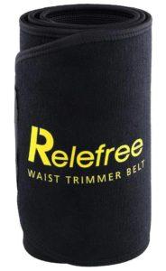 Relefree Slimmer belt Bauchweggürtel Atmungsaktiv für Gewichtsverlust Bodybuilding für Herren Damen Test