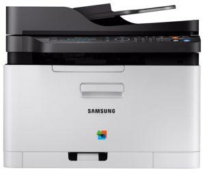 Samsung Xpress SL-C480FWTEG Farblaser-Multifunktionsgerät