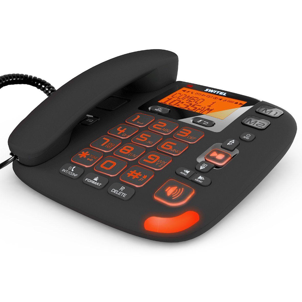 Switel DCT50072 VITA DECT Seniorentelefon2