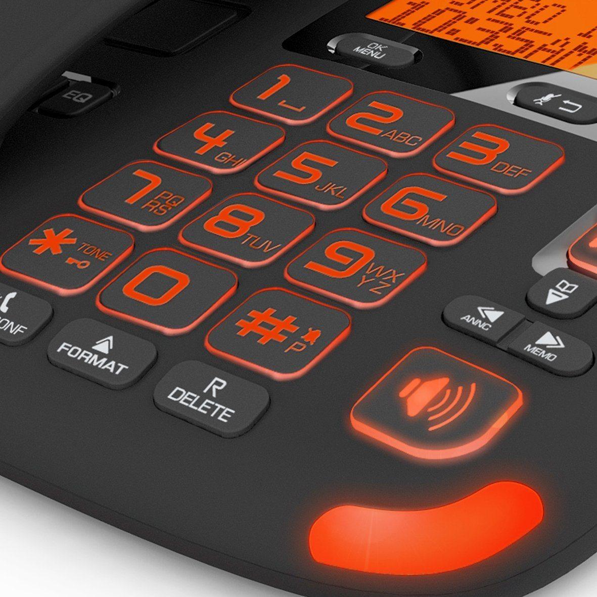 Switel DCT50072 VITA DECT Seniorentelefon4