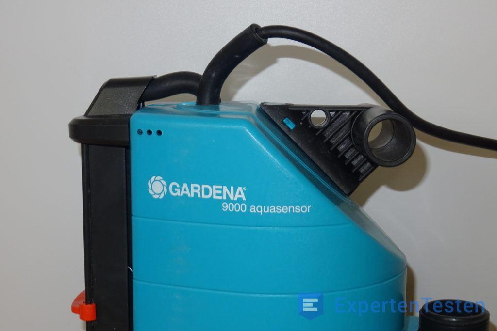 Tauchpumpe Gardena9